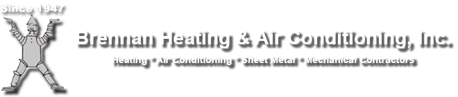 Brennan Heating & AC, Inc. Logo
